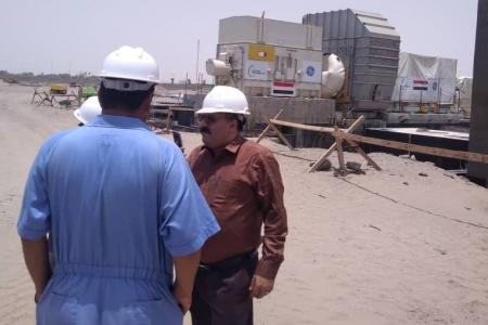 كهرباء عدن: نبذل جهود حثيثة مع الحكومة لتوفير الوقود